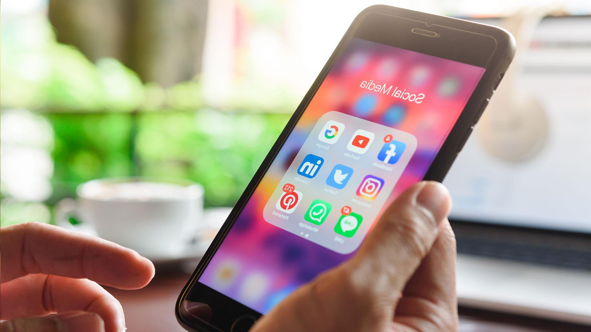 Tendencias de redes sociales